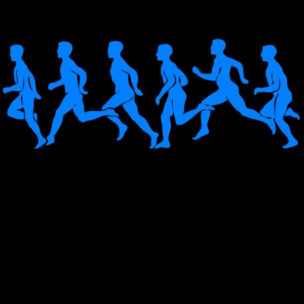 Runners PNG Clip art