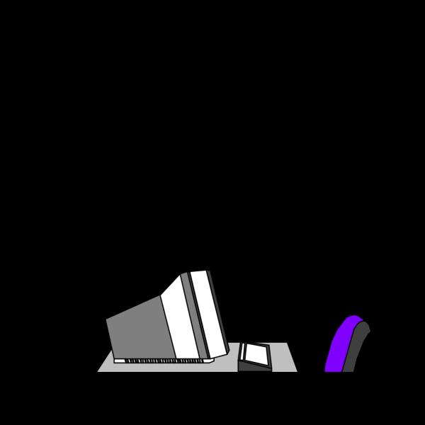 Office Desk PNG Clip art