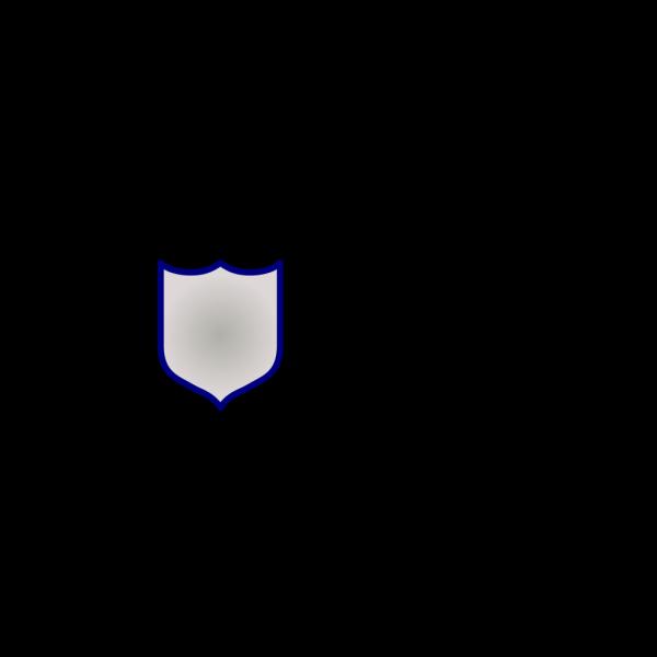 Silver Shield 2 PNG Clip art