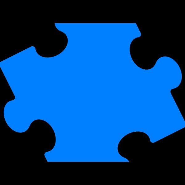 Jigsaw Puzzle - Pastel 7 PNG Clip art