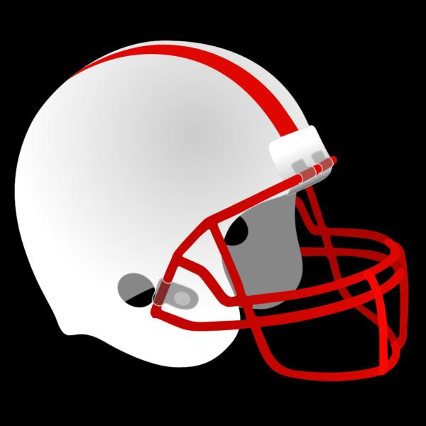 Football Helmet Blue PNG clipart