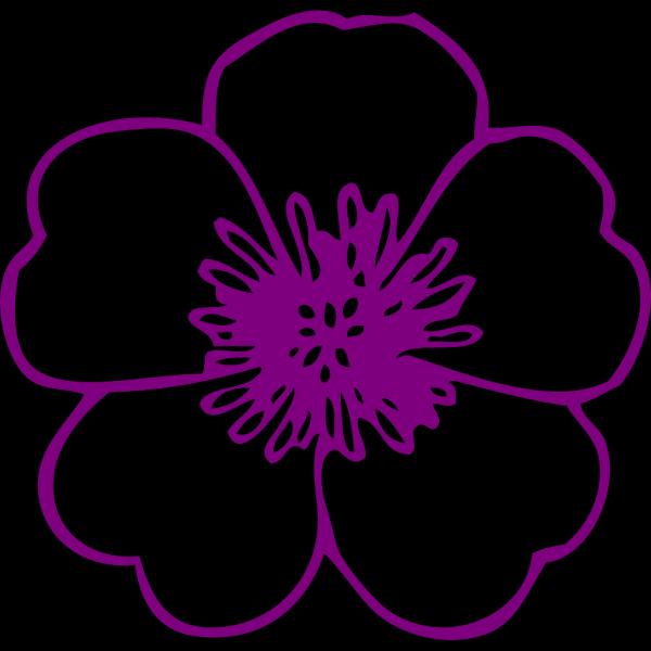 Blue Flower Vase PNG Clip art