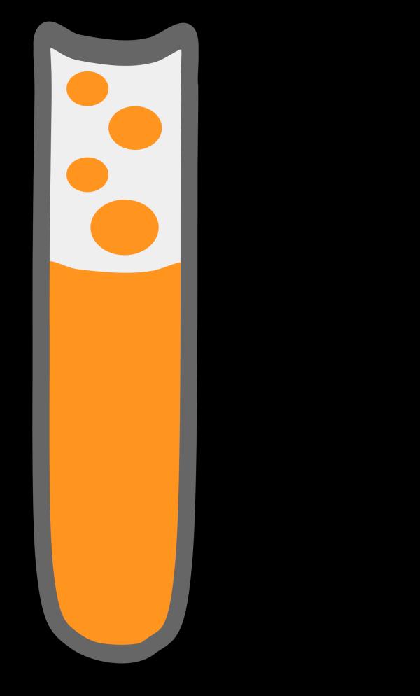 Vial PNG Clip art