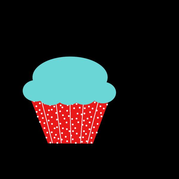 Cinderella Cupcake PNG Clip art