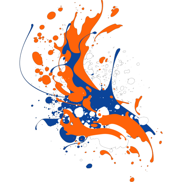 Ink Splash  PNG Clip art