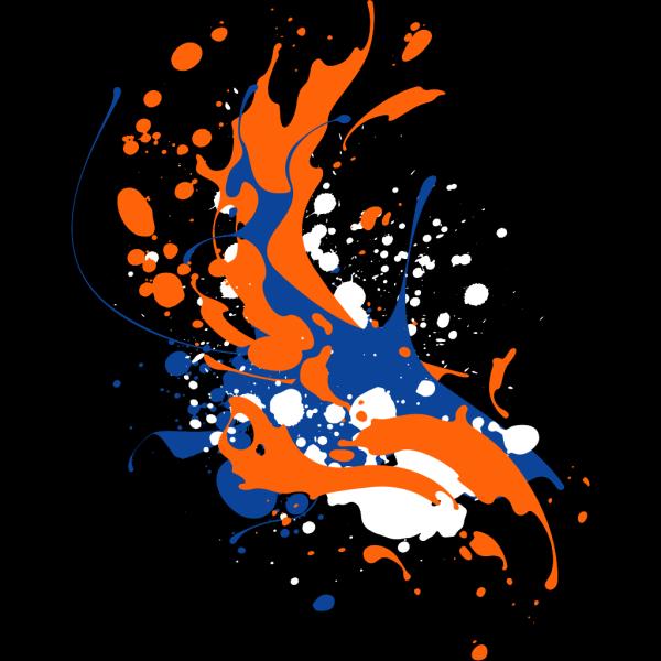 Ink Splash  PNG Clip art