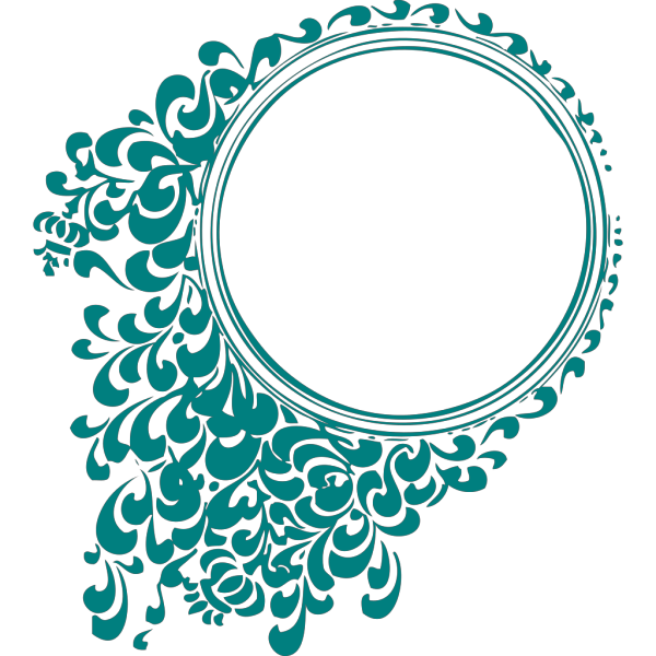 Wedding Scroll PNG Clip art