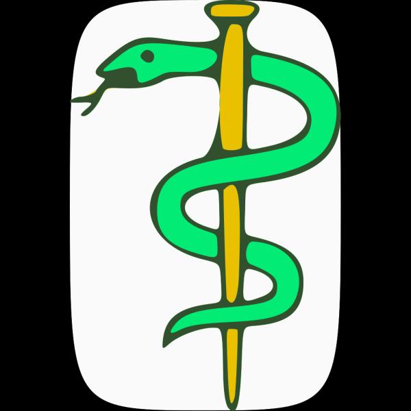 Blue Pharmacy Logo PNG Clip art