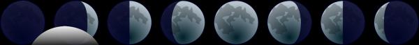 Blue Moon PNG Clip art