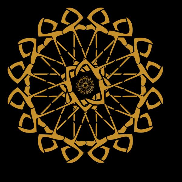 Rosette 2 PNG Clip art