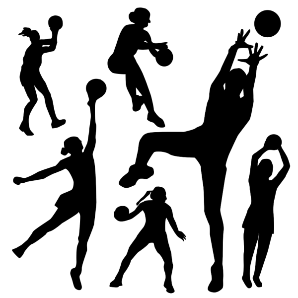 Buns Netball PNG Clip art
