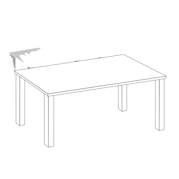 Table For Lilly PNG images