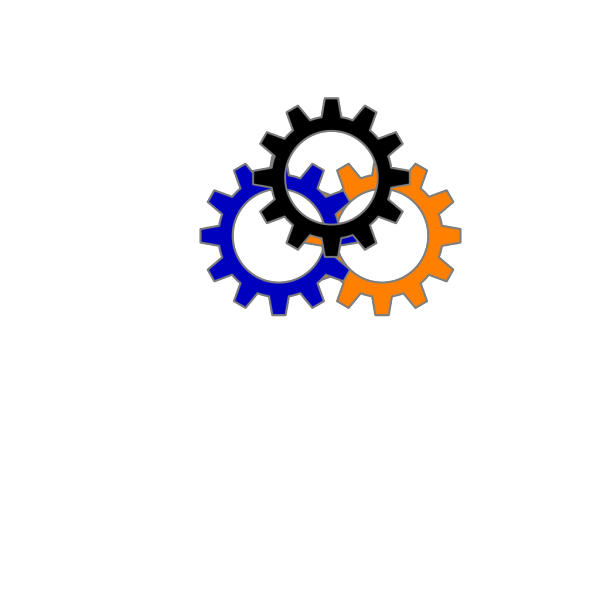 High Resolution Gear  PNG Clip art