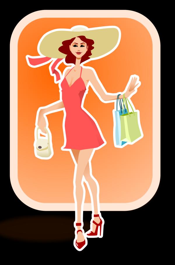 Blue Shopping Bag PNG Clip art