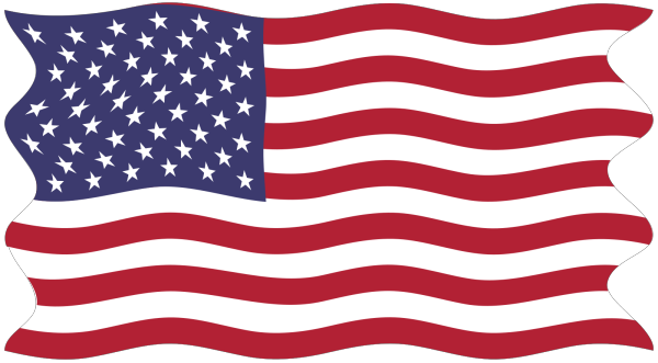 Stars Flag PNG Clip art