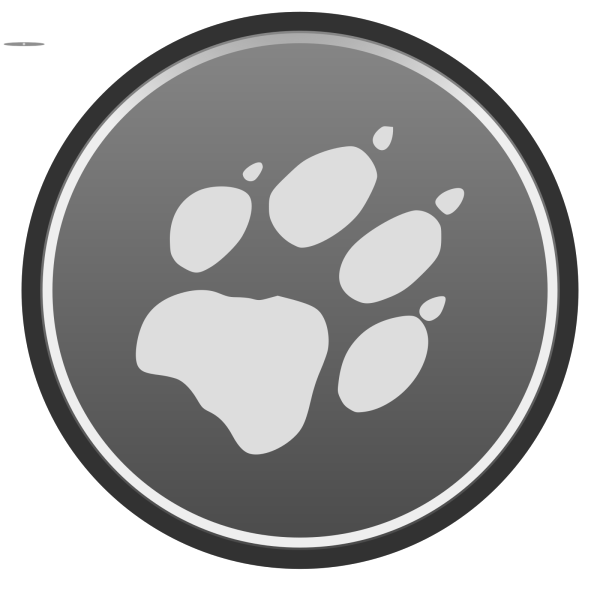 Wildcat Paw PNG images