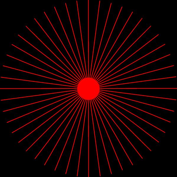 Light Blue Rays PNG Clip art