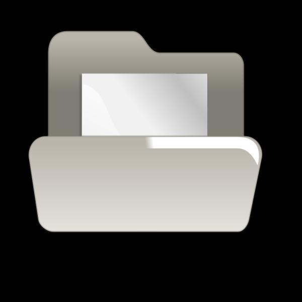 Open Folder PNG Clip art