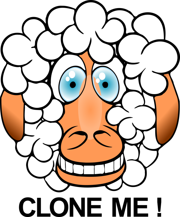 Blue Sheep Up PNG Clip art