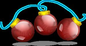 Christmas Ornaments PNG Clip art