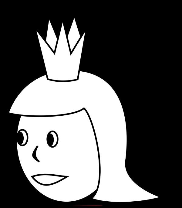 Queen Crown Blue PNG Clip art
