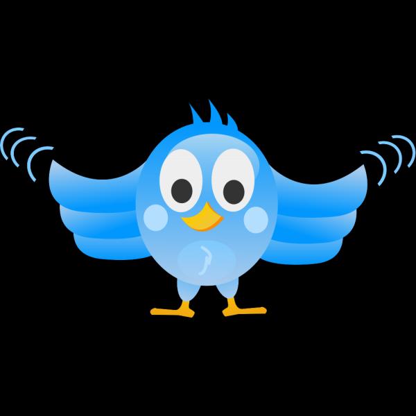Tweet Bird PNG Clip art