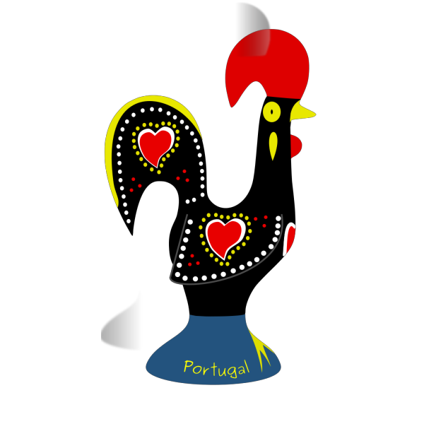 Rooster 02 PNG Clip art