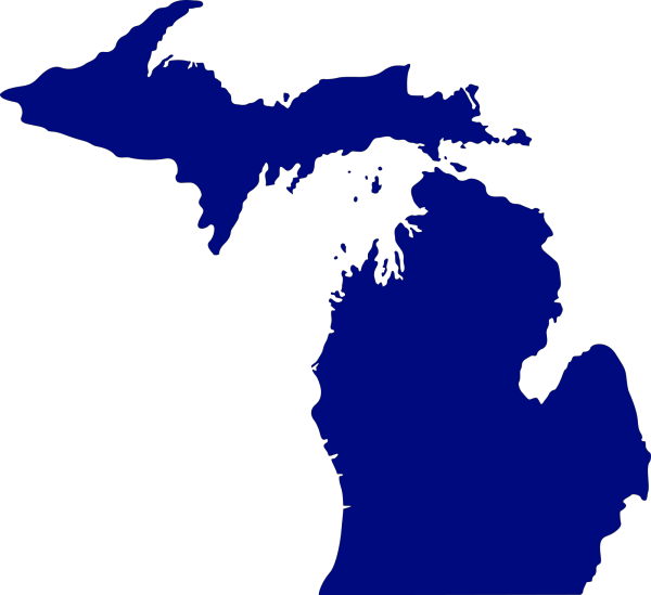 Michigan  PNG Clip art