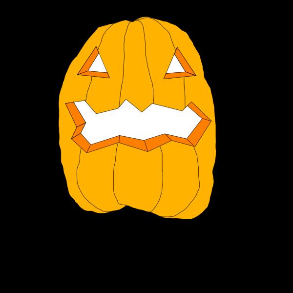 Pumpkin Heart PNG Clip art