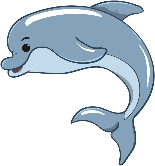 Bchs Dolphin PNG Clip art
