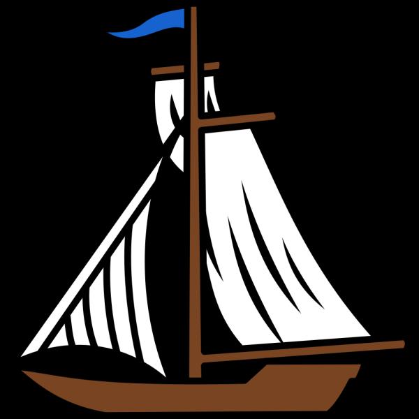 Sail Boat PNG Clip art