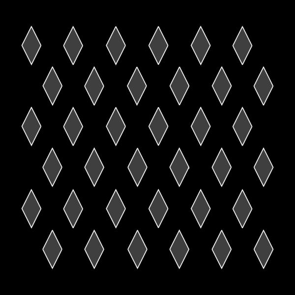 Diamond Pattern Multi PNG clipart