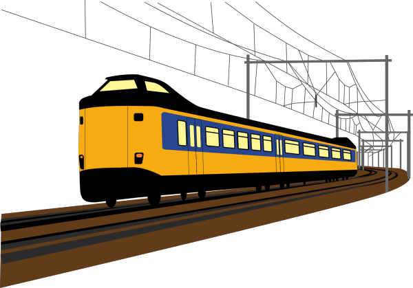 Loco Train  PNG Clip art