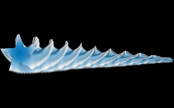 Simple Blue Background PNG Clip art