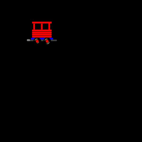 Loco Train Carriage PNG Clip art