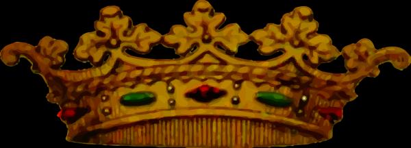 Blue Crown Princes PNG Clip art