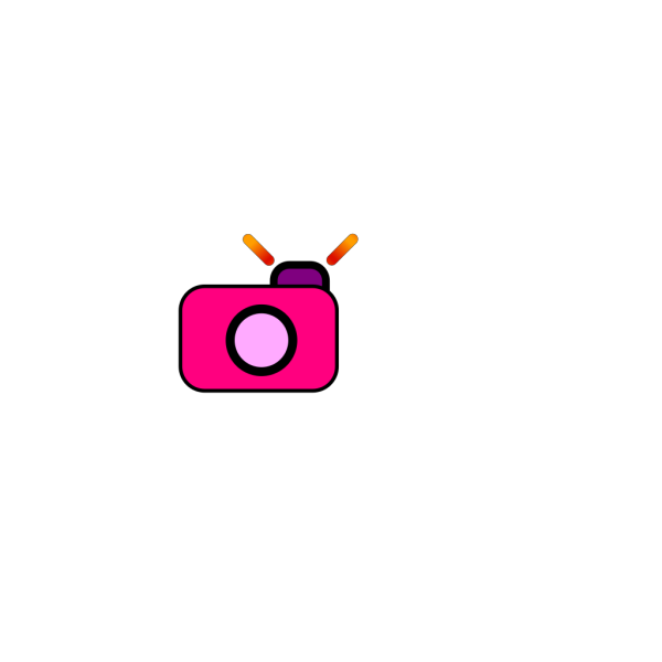 Cartoon Camera PNG images