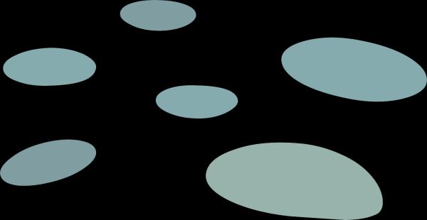 Blue Small Cog Wheel PNG Clip art
