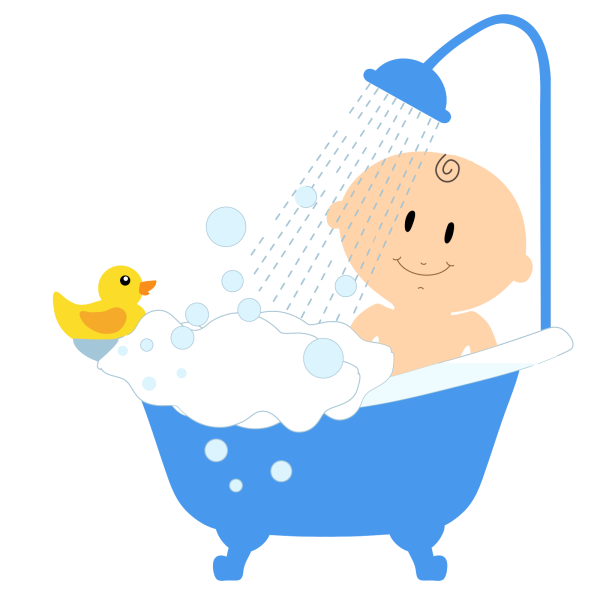 Baby Shower Banner PNG images
