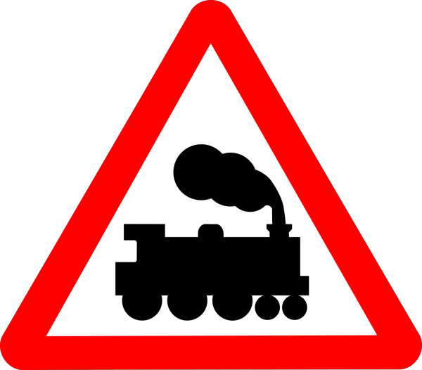 Blue Loco Train PNG Clip art