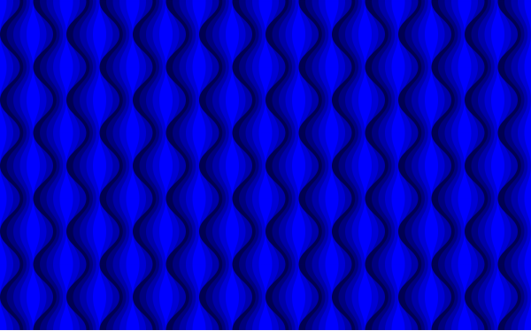 Blue Square Pattern PNG Clip art