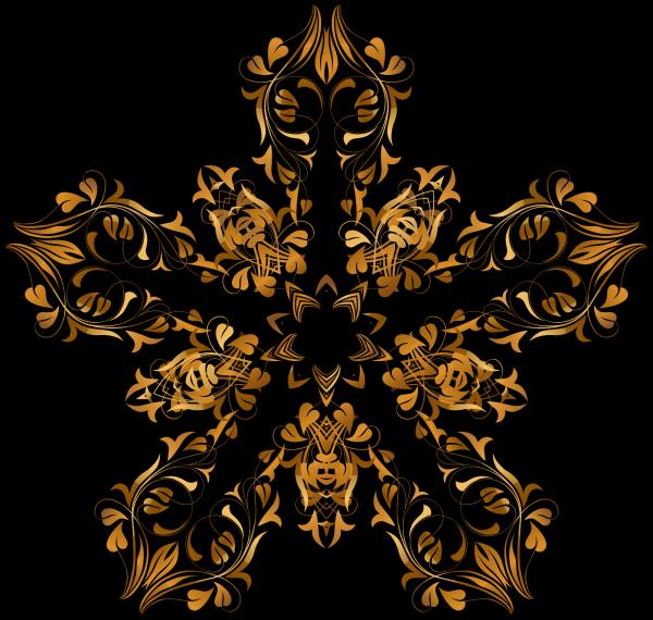 Big Flourish PNG Clip art