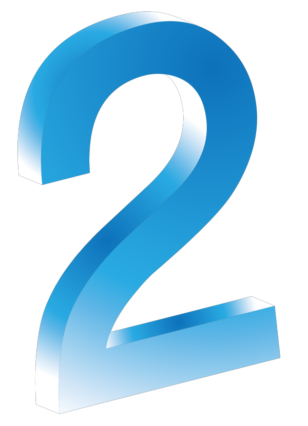 Number 19 Blue Background PNG icon