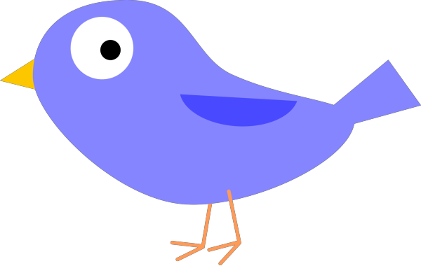 Blue Bird PNG icon