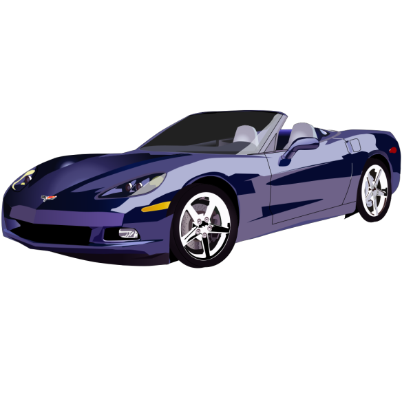 Convertible Sport Car PNG icons