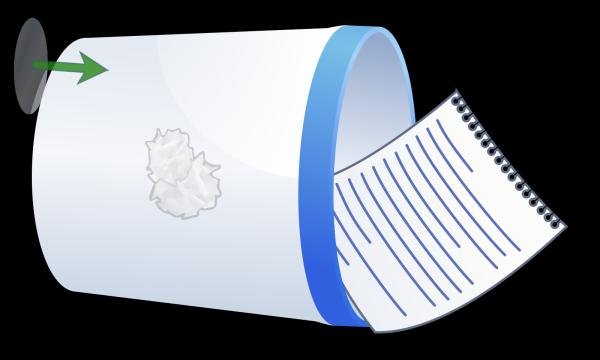 Light Blue Damask PNG Clip art