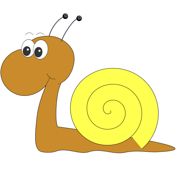 Snail Revised PNG Clip art