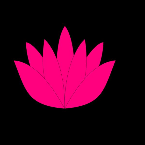 Pink Blue Lotus PNG Clip art