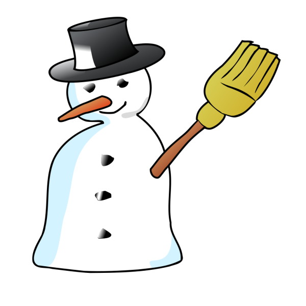 Snowman Glossy PNG images