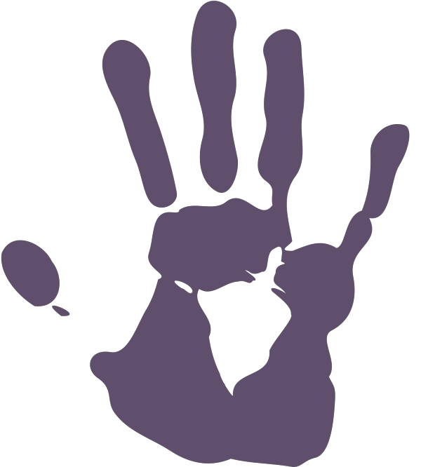 Paw Print Outline PNG Clip art